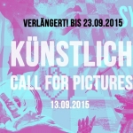 SYN 11 · künstlich: Call for Pictures