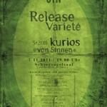 Release-Varieté//kurios