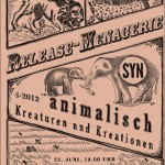 "SYN Release-Menagerie ""animalisch"""