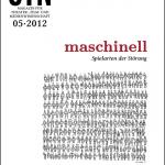 05·2012 maschinell. Spielarten der Störung