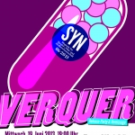 "Release-Party und Vernissage SYN ""verquer"""