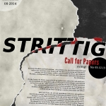 "Call for Papers: SYN ""strittig"""
