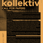 SYN 17·2018 kollektiv: Call for Papers bis 06.08.2018