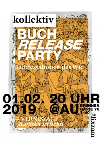 releaseparty-plakat